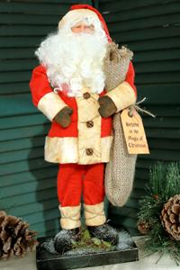 882 The Magic of Christmas Santa