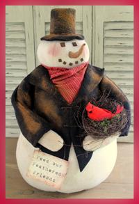 893 Mr. Snowfellow-