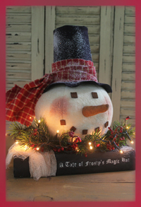 895 A Frosty Tale