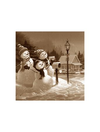 Tag131 (3 snowmen)