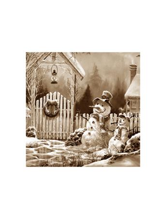 Tag135 (snowmen sepia)
