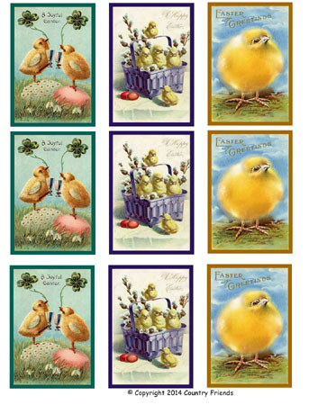 Tag138 (Easter Image Sheet)