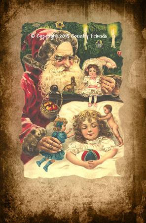 Tag142 (Santa Book Image)