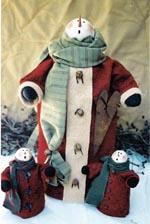 240 Singing Snowman
