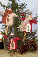 780 Christmas Ornies